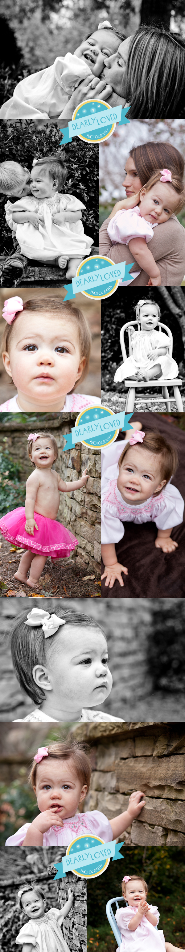 one year old photos alpharetta