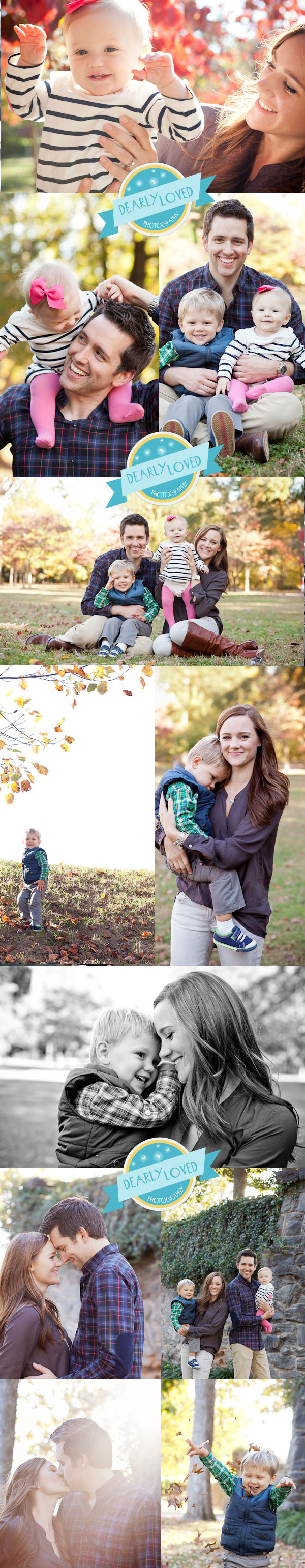 Piedmont Park Family Photography